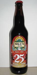 25 Belgian Dubbel Style Anniversary Ale