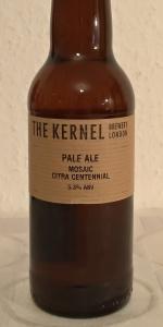 Pale Ale (Mosaic, Citra, Centennial)