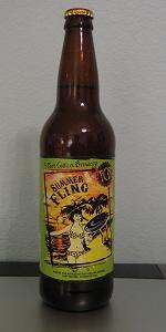 Summer Fling Ale