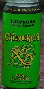 Chinooker'd IPA
