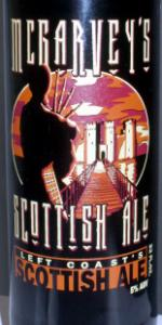 Left Coast's Scottish Ale