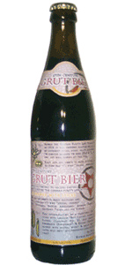Professor Fritz Briem 13th Century Grut Bier
