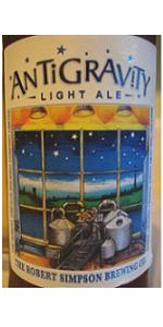 Robert Simpson Antigravity Light Ale