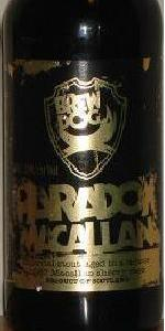 BrewDog Paradox Speyside (Batch 011) - 1987 Macallan Sherry Cask