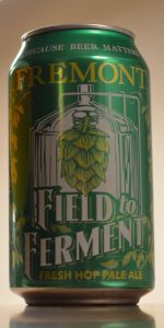 Field to Ferment: Citra + Amarillo