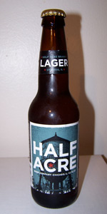 Half Acre Lager