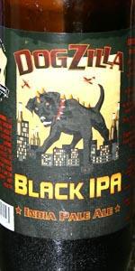 DogZilla Black IPA