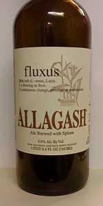 Allagash Fluxus 2008