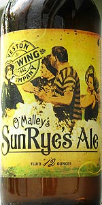 SunRyes Ale