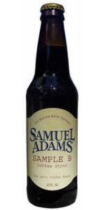 Samuel Adams Coffee Stout