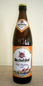 Bischofshof Hefe-Weissbier Hell