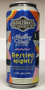 Boulevard / Modern Times - Restless Nights