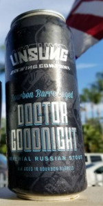 Doctor Goodnight: Bourbon Barrel Aged