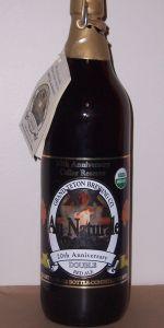 XX Au Naturale Organic Double Red Ale