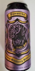 Imperial Blackberry Jones Dog