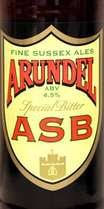 Arundel Special Bitter (ASB)