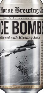 Peace Bomber Riesling Ale