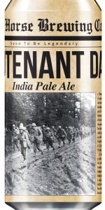 Lieutenant Dan India Pale Ale