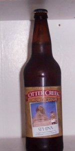 Otter Creek World Tour: Otter Sphinx