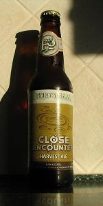 Close Encounter Harvest Ale