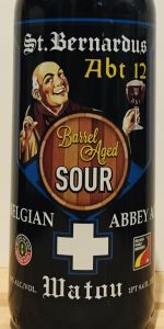 Abt 12 Barrel Aged Sour