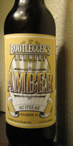 Amber Alt Ale