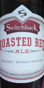 Switchback Roasted Red Ale