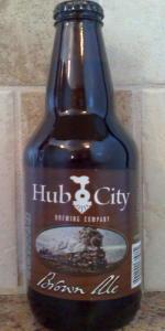 Hub City Brown Ale