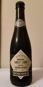 Tasting Room Series: Imperial Sweet Stout Aged In Bourbon Barrels