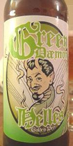 Hopdaemon Green Daemon