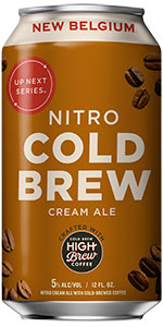 Nitro Cold Brew Cream Ale