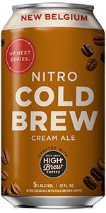 Nitro Cold Brew Cream Ale