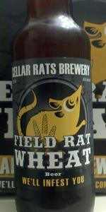 Field Rat Wheat Beer