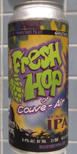 Fresh Hop of Couve-Air