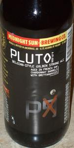 Pluto - Belgian Style Golden Strong Ale