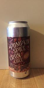 Pumpkin Spice Crunchee