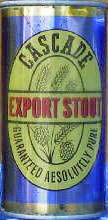 Cascade Export Stout