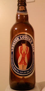 Lobster Lovers Beer (Blue Label)