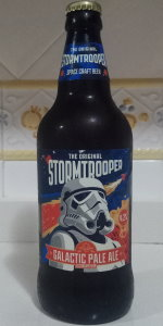 The Original Stormtrooper - Galactic Pale Ale