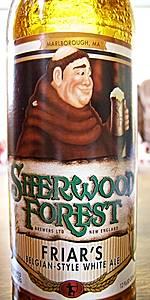 Friar's Belgian-Style White Ale