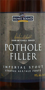 Pothole Filler Imperial Stout