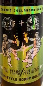 Ecliptic / Russian River - Belgian-style Hoppy Golden Ale