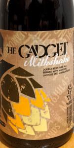 The Gadget Milkshake