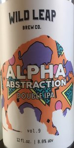 Alpha Abstraction vol. 9