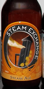 Steam Exchange Steam Ale