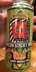 Dank Tank Fresh Sticky Nugs Hazy Double IPA