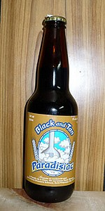 Paradisiac Black And Tan