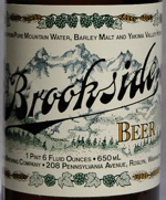Brookside Beer