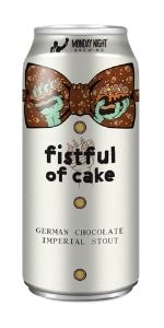 Fistful of Cake - German Chocolate