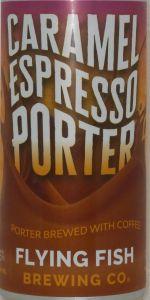Caramel Espresso Porter